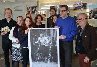 Sharon Cattoor wint fotowedstrijd Brugge Studentenstad