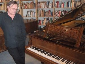 Jos Van Immerseel over Erard en  Liszt: vader en bijna-zoon