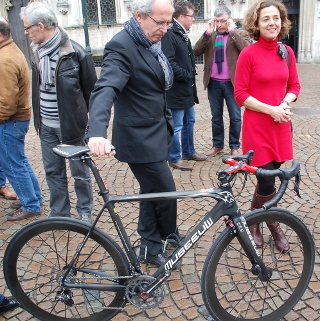 Volgend jaar ritaankomst van  3-daagse van West-Vlaanderen in Brugge?