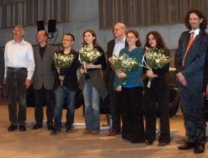 Duitse Anne Freitag wint Musica Antiqua concours