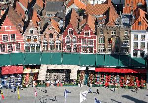 Weeral laatste terrasweek in Brugge